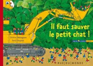 """Afficher """"Les p'tits bonzoms n° 2 Il faut sauver le petit chat !"""""""