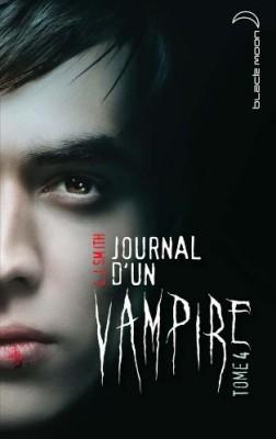 "Afficher ""Journal d'un vampire n° 4"""