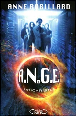 "Afficher ""A.N.G.E. n° 1 Antichristus"""