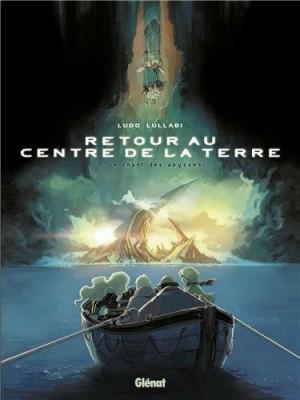 vignette de 'Retour au centre de la Terre n° 01<br /> Le chant des abysses (Ludo Lullabi)'