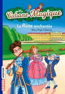 """Afficher """"La cabane magique n° 36 La Flûte enchantée"""""""