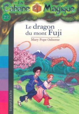 """Afficher """"Cabane magique (La) n° 32 Dragon du mont Fuji (Le)"""""""