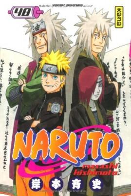 """Afficher """"Naruto n° 48 Houras au village"""""""