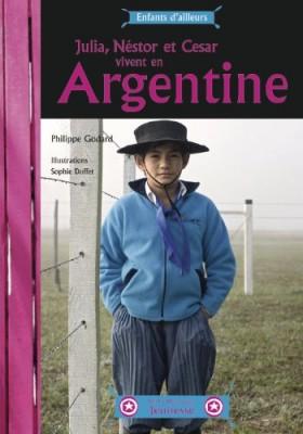 """Afficher """"Julia, Néstor et Cesar vivent en Argentine"""""""