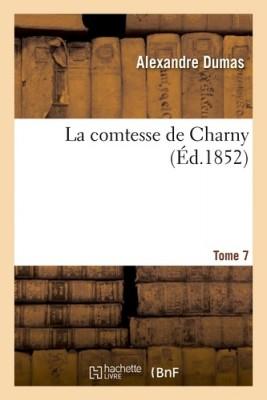 """Afficher """"La comtesse de Charny"""""""