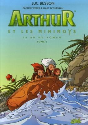 """Afficher """"Arthur et les Minimoys n° 2"""""""