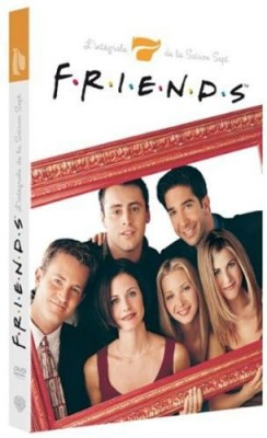 "Afficher ""Friends n° 7 Friends - saison 7"""