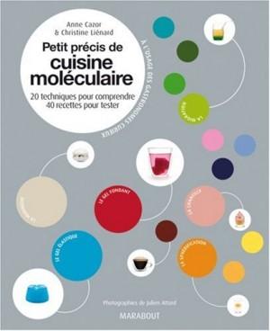 """Afficher """"Petit précis de cuisine moléculaire"""""""