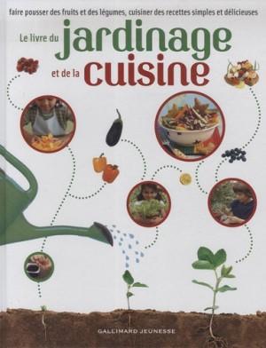 """Afficher """"livre du jardinage et de la cuisine (Le)"""""""