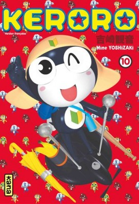 """Afficher """"Keroro n° 10"""""""