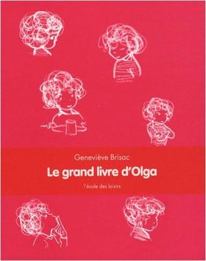 "Afficher ""Le grand livre d'Olga"""