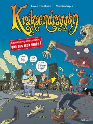 vignette de 'Kräkaendraggon n° 1 (Lewis Trondheim)'