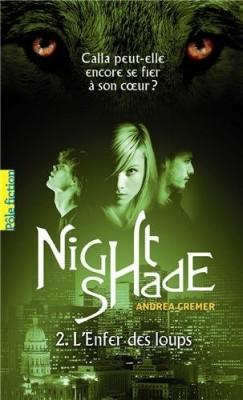 """Afficher """"Nightshade n° 2 L'enfer des loups"""""""