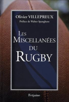 """Afficher """"Les miscellanées du rugby"""""""