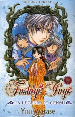"""Afficher """"Fushigi Yugi 9"""""""