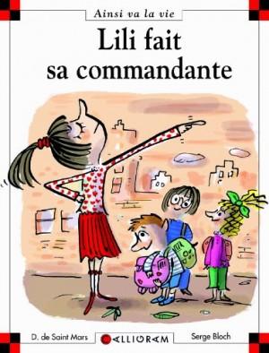 "Afficher ""Max et Lili n° 88Lili fait sa commandante"""