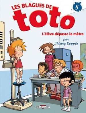 """Afficher """"Les blagues de Toto n° 8 L'élève dépasse le mètre"""""""