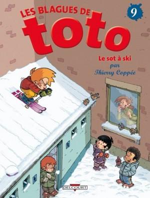 """Afficher """"Les blagues de Toto n° 9 Le sot à ski"""""""