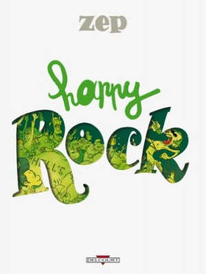 vignette de 'Happy books<br />Happy rock (Zep)'