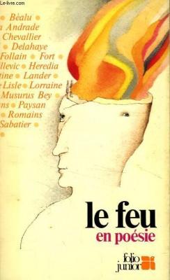 """Afficher """"Le Feu en poésie"""""""