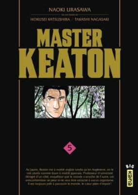 "Afficher ""Master Keaton n° 5"""