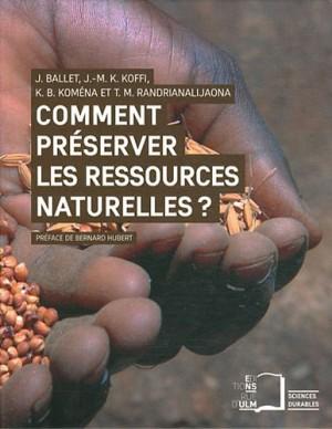 """Afficher """"Comment préserver les ressources naturelles ?"""""""