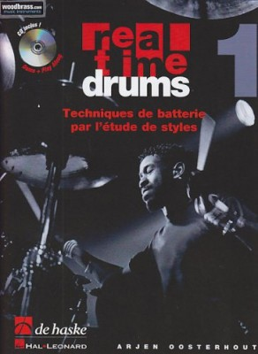 "Afficher ""Real time drums"""