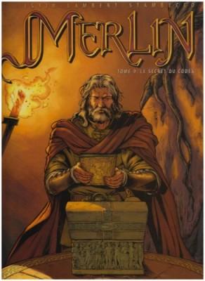 "Afficher ""Merlin n° 9 Le secret du Codex"""