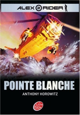 """Afficher """"Alex Rider n° 2 Pointe Blanche"""""""