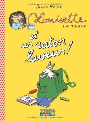"""Afficher """"Louisette la taupe et un raton-laveur !"""""""