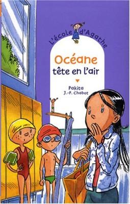 """Afficher """"L'école d'Agathe n° 52 Océane tête en l'air"""""""