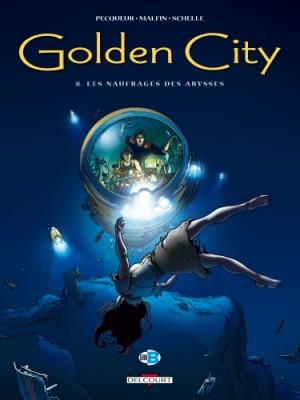 """Afficher """"Golden city n° 8Les naufrages des abysses"""""""