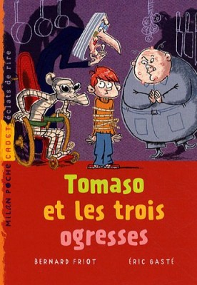 """Afficher """"Tomaso et les trois ogresses"""""""