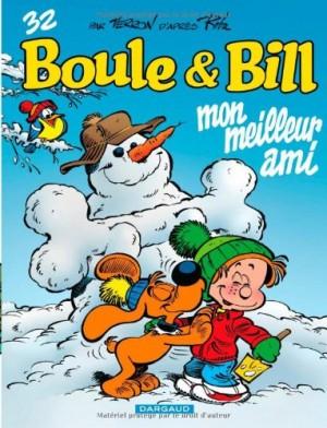 """Afficher """"Album de Boule & Bill. n° 32Mon meilleur ami"""""""