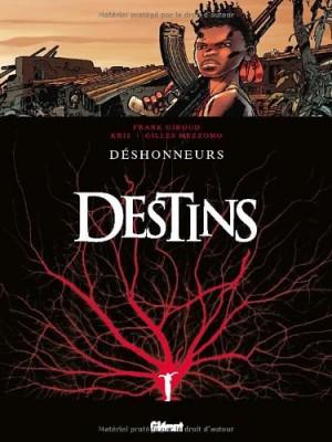"""Afficher """"Destins n° 6 Déshonneurs"""""""