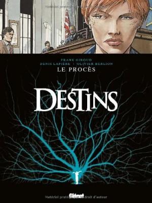 """Afficher """"Destins n° 9 Le procès"""""""