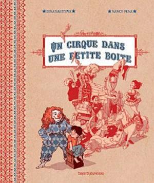 vignette de 'Un cirque dans une petite boîte (Dina Sabitova)'