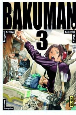 """Afficher """"Bakuman n° 3"""""""