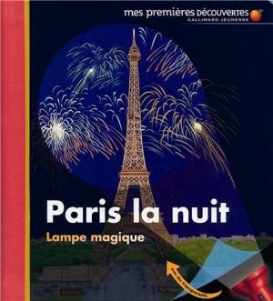 """Afficher """"Paris la nuit"""""""