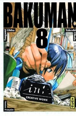 """Afficher """"Bakuman n° 8"""""""