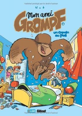 """Afficher """"Mon ami Grompf n° 4Un copain au poil"""""""