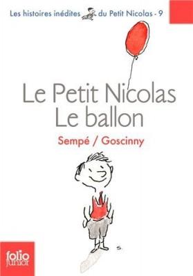 """Afficher """"Les histoires inédites du petit Nicolas n° 9<br /> Le petit Nicolas, le ballon et autres histoires inédites"""""""