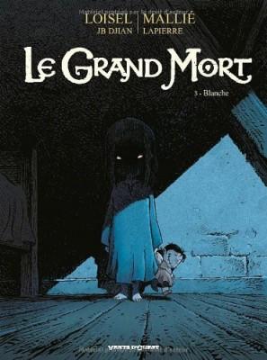 "Afficher ""Le grand mort n° 3 Blanche"""