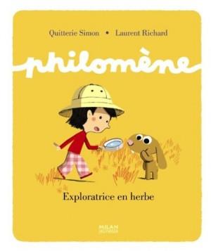"""Afficher """"Philomène Exploratrice en herbe"""""""