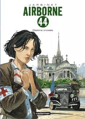 vignette de 'Airborne 44 n° 4<br /> Airborne 44. (Jarbinet, Philippe)'