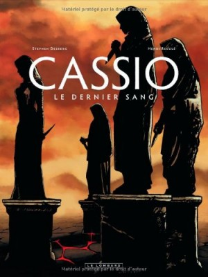 """Afficher """"Cassio n° 4 Le dernier sang"""""""