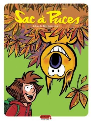 """Afficher """"Sac à puces n° 2Chauds les marrons !"""""""