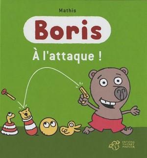 """Afficher """"Boris<br /> À l'attaque !"""""""