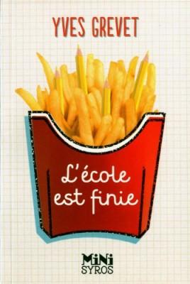 """Afficher """"L'école est finie"""""""
