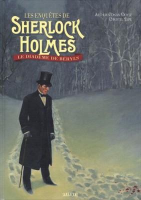 """Afficher """"Les enquêtes de Sherlock Holmes Le diadème de béryls"""""""